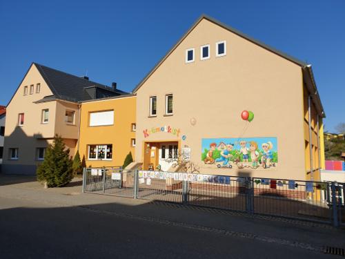 """Kindertagesstätte """"Krümelkiste"""""""